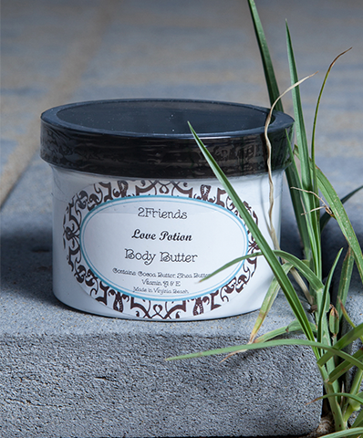2Friends Luxurious Body Butters